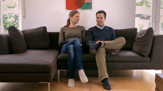 Interview Tini und Florian